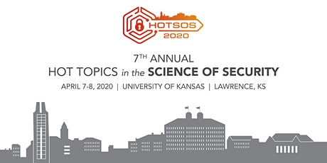 2020 Hot Topics in the Science of Security Symposium (see instructions below) tickets