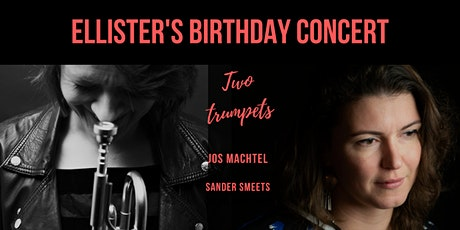 Ellister's Birthday Concert featuring Suzan Veneman billets