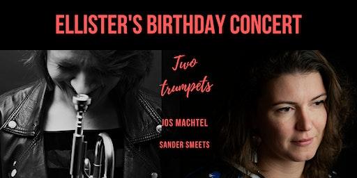 Ellister's Birthday Concert featuring Suzan Veneman