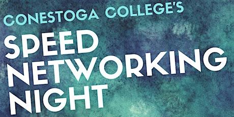 Speed Networking Night tickets
