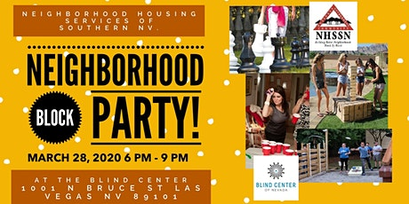 Neighborhood Block Party! tickets