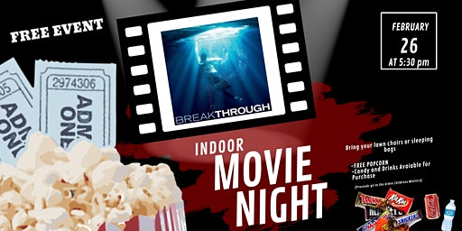 FREE Family Movie Night!