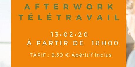 After Work Télétravail tickets