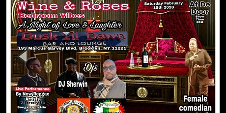 Wine & Roses tickets