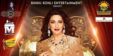 Sonali Bendre South Asian Women Empowerment tickets