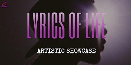 Lyrics of Life Artistic Showcase