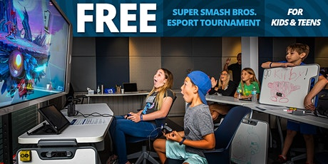 Super Smash Bros. - Esport Tournament - 1.25.20 tickets