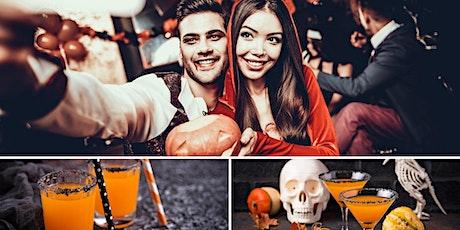 Halloween Booze Crawl Fort Worth 2020 tickets
