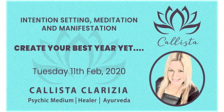Create Your Best Year Yet....Intention Setting and Manifestation tickets