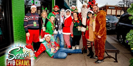 Santa Bar Crawl 2021 tickets
