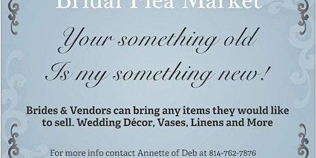 4th Annual Bridal Flea Market tickets