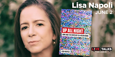 An Evening with Lisa Napoli tickets