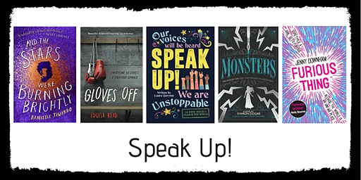 NYALitFest Panel - Speak Up!