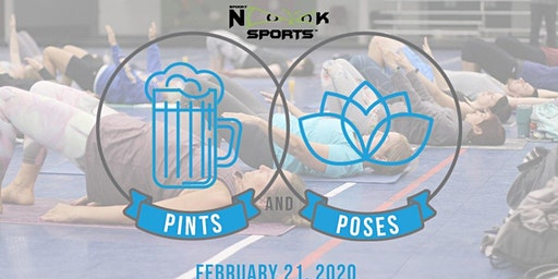 Pints & Poses: Feb. 21