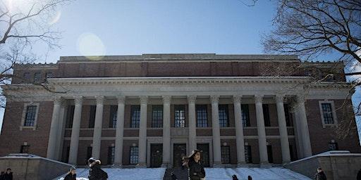 3rd Annual Harvard and Columbia Alumnae Dinner