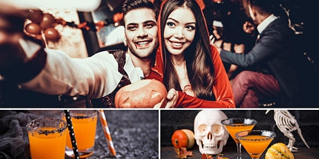 Halloween Booze Crawl Chico 2020 tickets