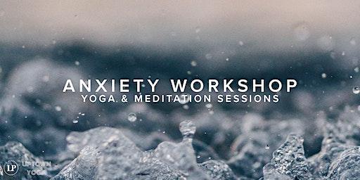 Children & Parents | Anxiety Workshop | Yoga & Meditation Sessions