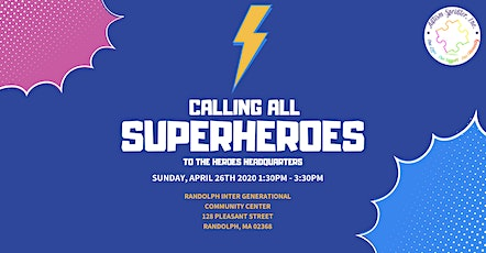 Autism Sprinter Superheroes Celebration tickets