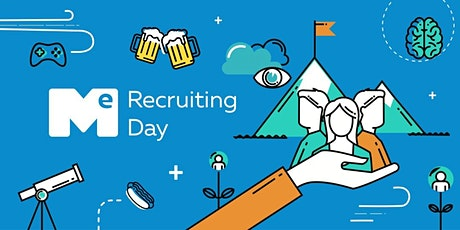 ME Recruiting Day ingressos