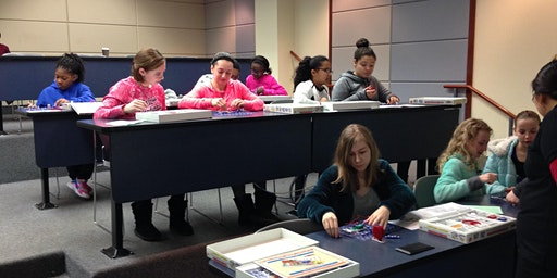 Beauty of Engineering for Grade School Girls 4th - 8th grades