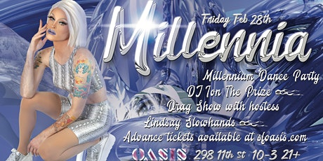 Millennia - The dance party debut! tickets