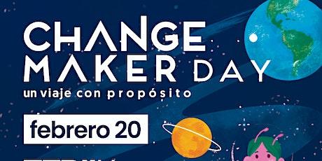 Changemaker Day Sinaloa 2020 entradas
