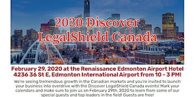 Alberta - Discover LegalShield Canada February 29th