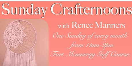 Sunday Crafternoons tickets