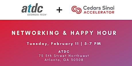 Cedars-Sinai Accelerator: Meet and Greet Happy Hour Atlanta! tickets