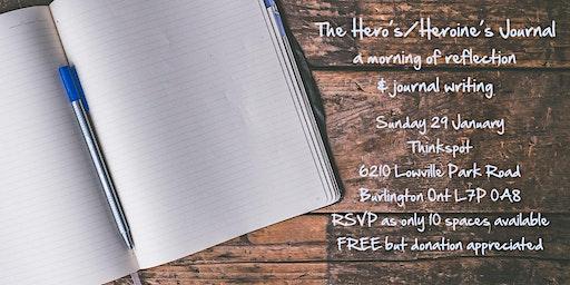 The Hero's/Heroine's Journal