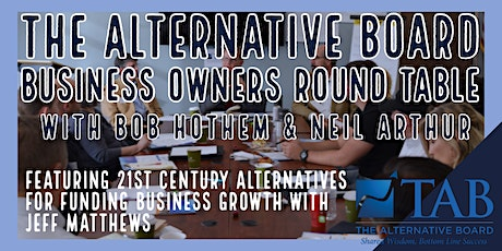 TAB Business Owners Round Table tickets