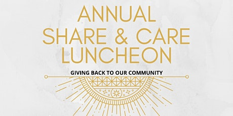 Santa Clara Valley Hospice 2020 Annual Luncheon tickets