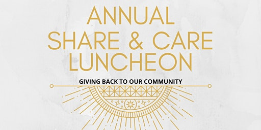 Santa Clara Valley Hospice 2020 Annual Luncheon