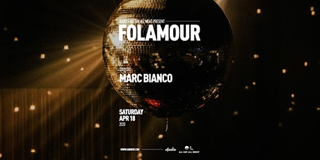 FOLAMOUR tickets