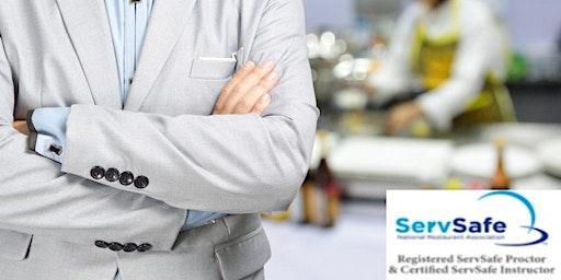 ServSafe™ Training Gerencia Seguridad de Alimentos