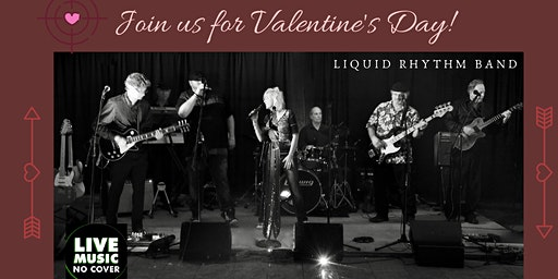 Celebrate Valentine's Day with FREE Entertainment!