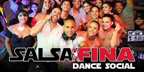 Salsa Fina Social tickets
