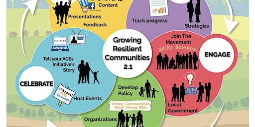 Hendricks County Trauma Responsive Community planning meeting