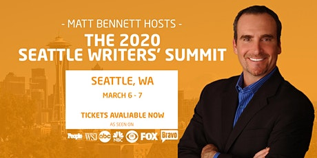The 2020 Writers' Summit tickets