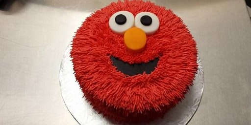 Junior Caker - How to Elmo Cake