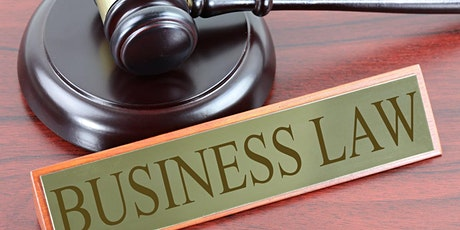Business legal foundation for your start-up or growth business tickets