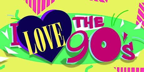 I Love the 90s Bar Crawl 2020 tickets