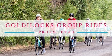 Goldilocks Group Ride (Provo) - April 4 tickets