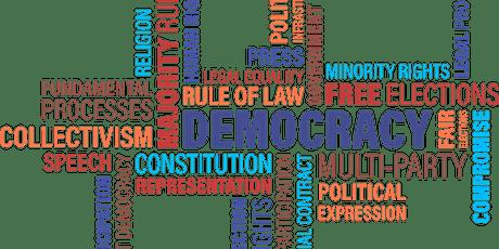 READING | Defending Democracy tickets