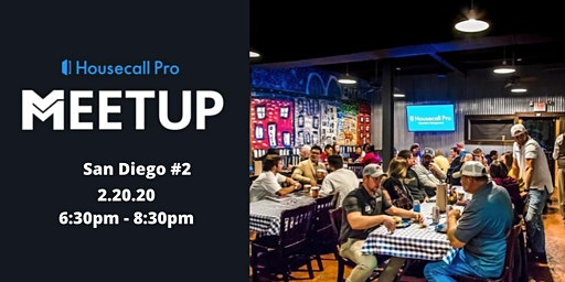 San Diego Home Service Professional Networking Meetup  #2