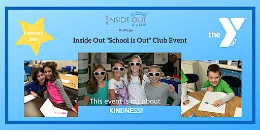 """Inside Out """"School is Out"""" Club Event"""