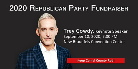 2020 REPUBLICAN PARTY FUNDRAISER tickets