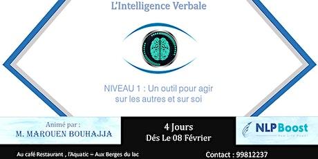 L'Intelligence verbale - Communiquer ,influencer & faire agir billets