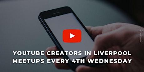 YouTube Creator Social @ LEAF Liverpool tickets
