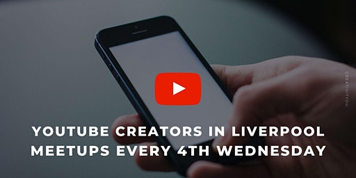 YouTube Creator Social @ LEAF Liverpool